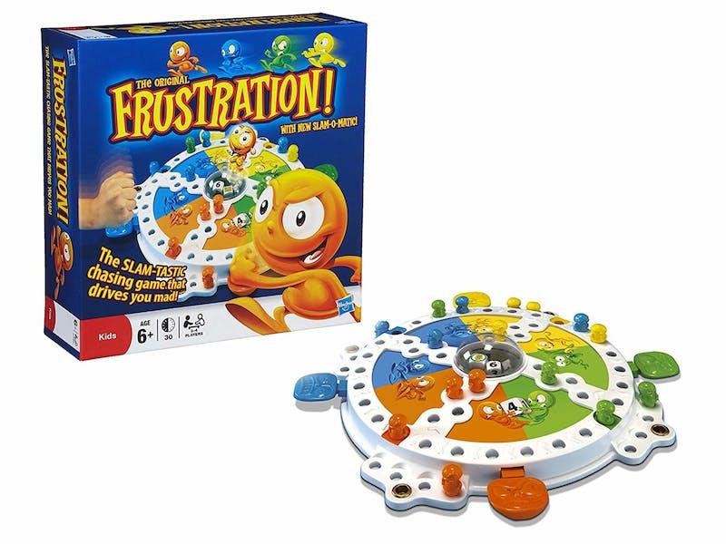 4. Frustration Slam-Tastic Chasing Game