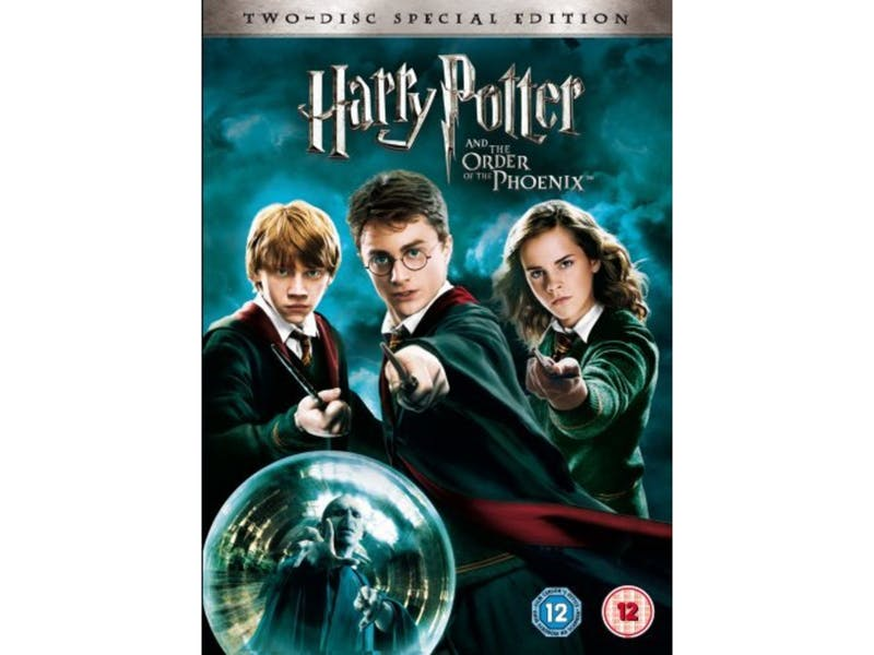4. Harry Potter and the Order of thePhoenix