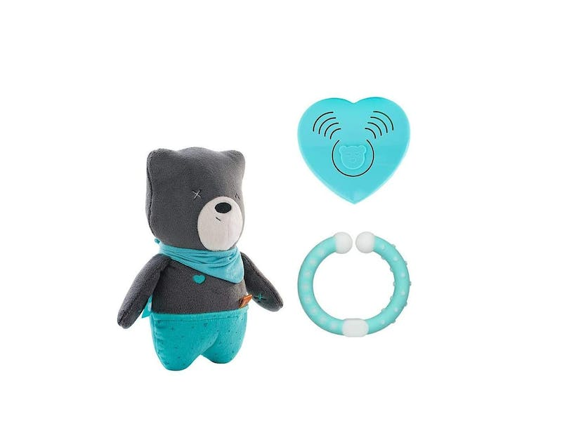 1. White Noise Teddy