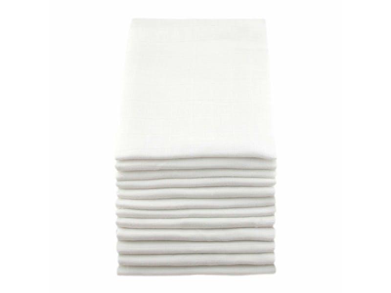 7. Muslin Cloths (12-pack)