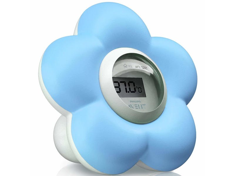 4. Philips AVENT Bath and Room Thermometer