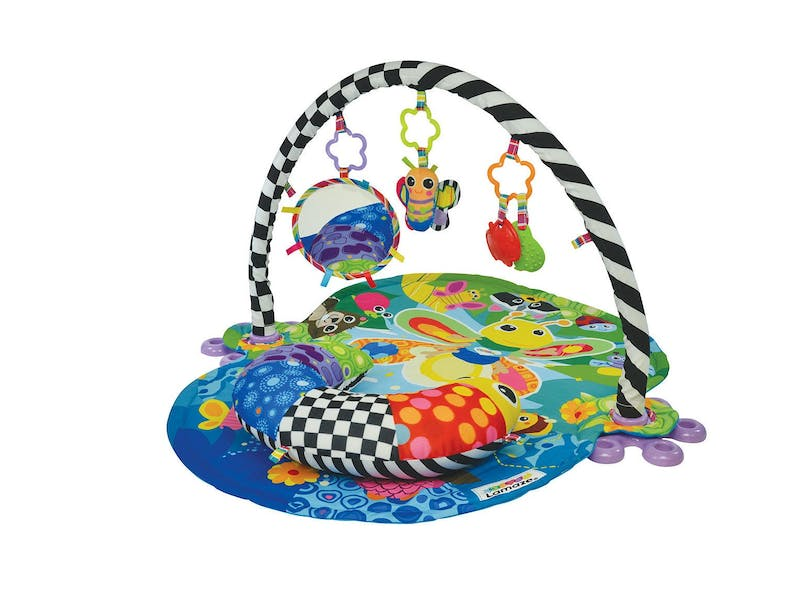 4. Lamaze Freddie the Firefly Activity Gym