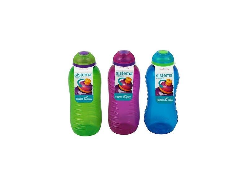 5. Sistema Twist 'n' Sip bottle (three-pack)