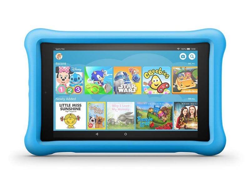 4. Fire HD 8 Kids Edition Tablet, WAS, £139.99 NOW