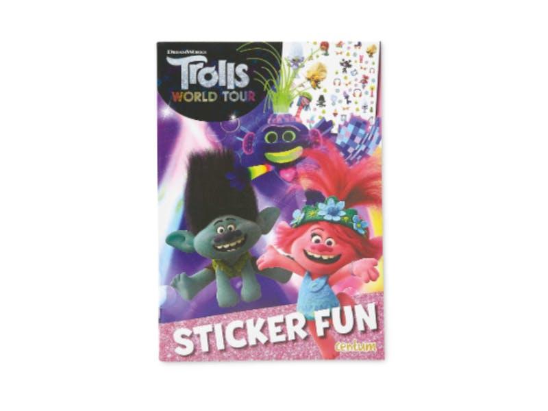1. Trolls World Tour Activity Book, 99p