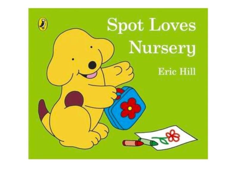 3. Spot Loves Nursery, £4.99