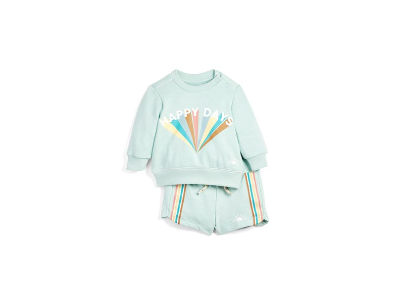 13. Baby Boy Set, £6