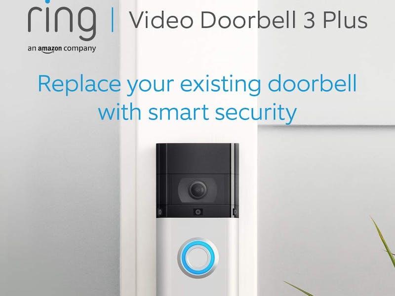 ring doorbell 3
