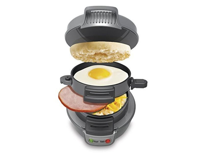 1. Breakfast Sandwich Maker, £43.99