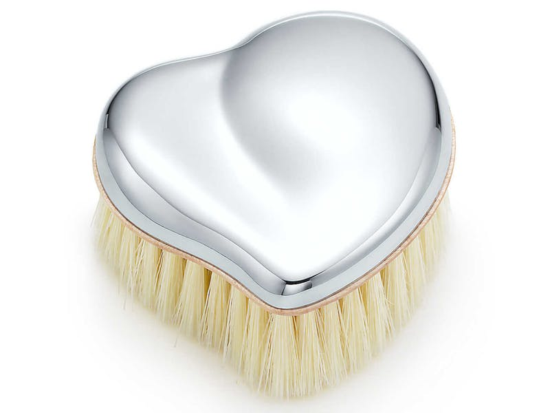 7. Heart Baby Brush