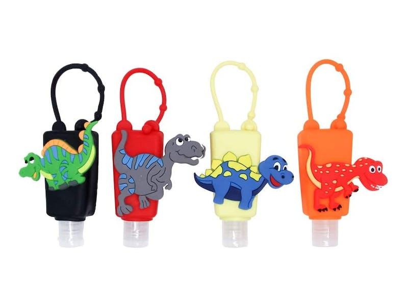 1. Refillable hand sanitiser bottle (four-pack)