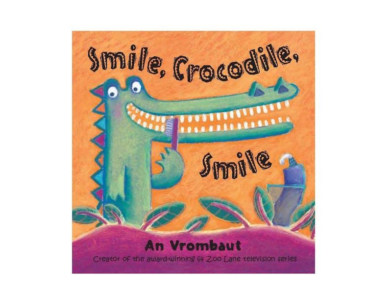 9. Smile Crocodile Smile