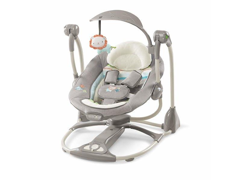 2. Ingenuity ConvertMe Swing-2-Seat