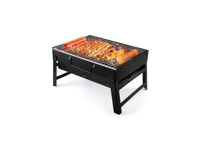 folding barbecue