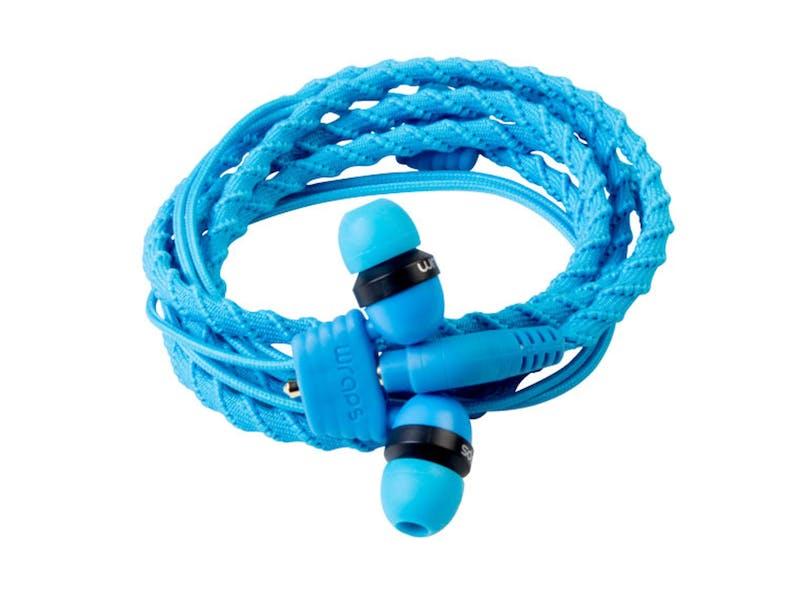 8. Wraps Wearable Headphones