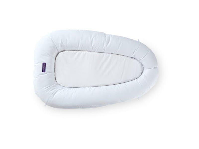 Clevamama White Snuggle Nest