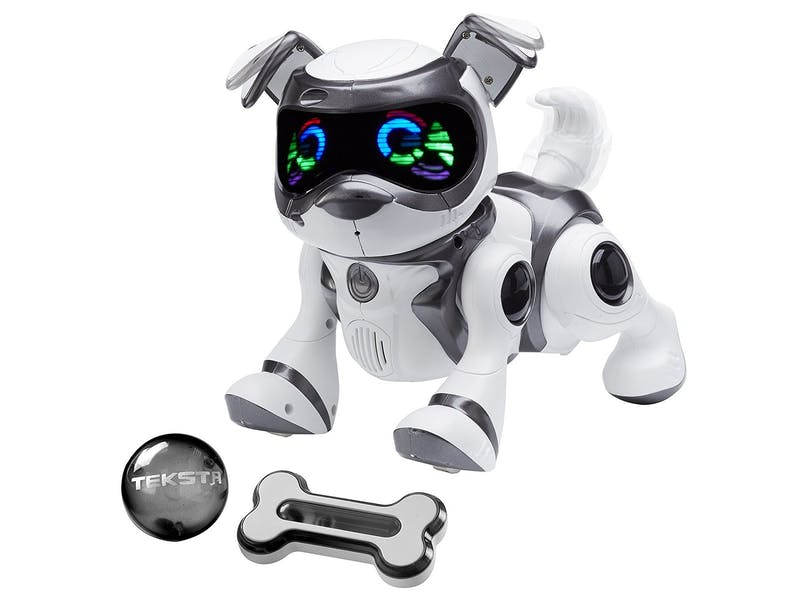 15. TekstaRobot Dog