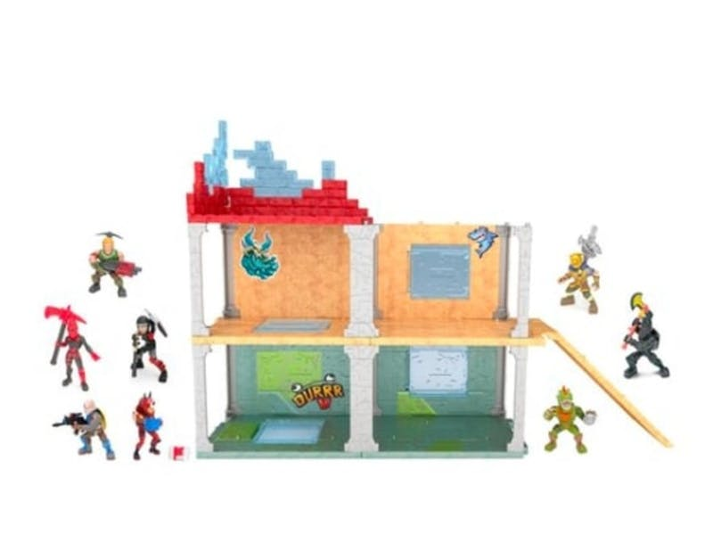 1. Fortnite Exclusive Set WAS: £50, NOW: £25