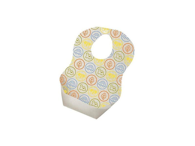 3. Disposable Weaning Bibs (20-pack)