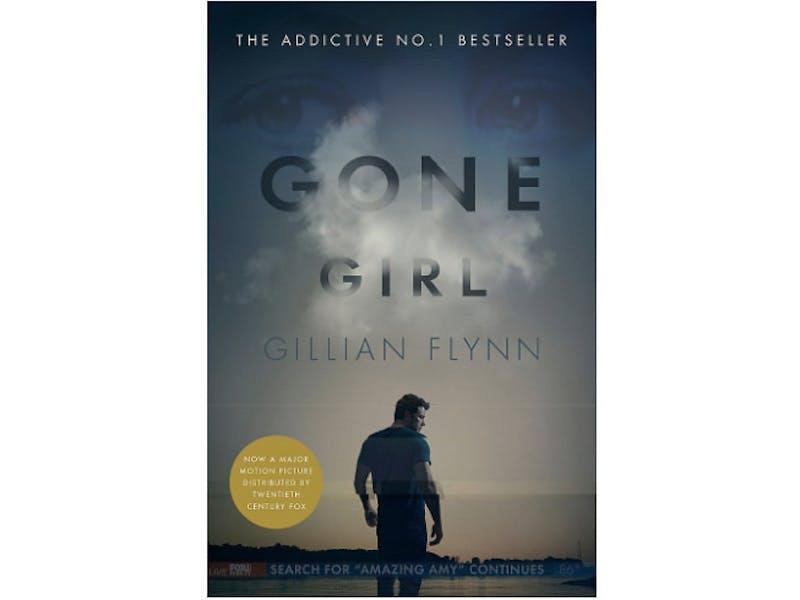 16. Gone Girl by Gillian Flynn