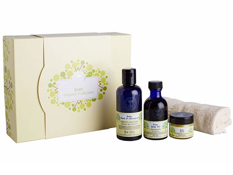 1. Neal's Yard Remedies Baby Organic Collection