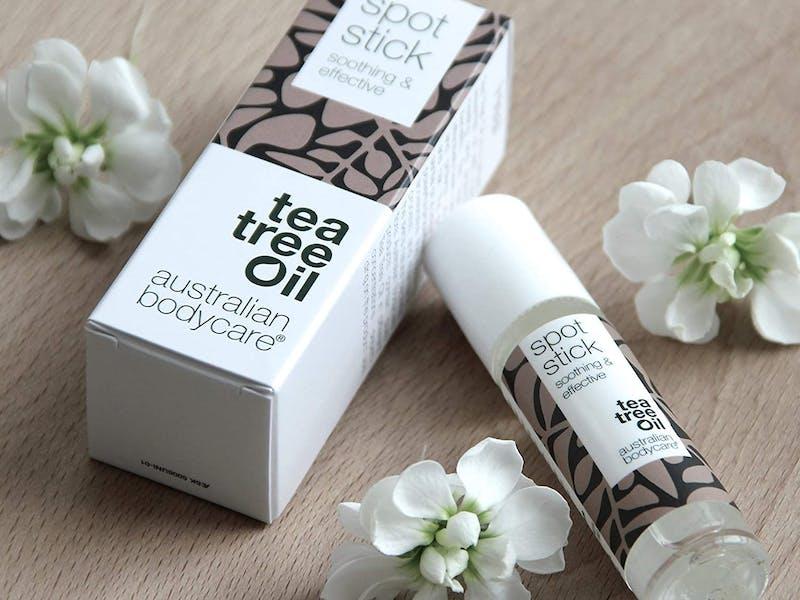 4. Tea Tree Oil Spot Stick