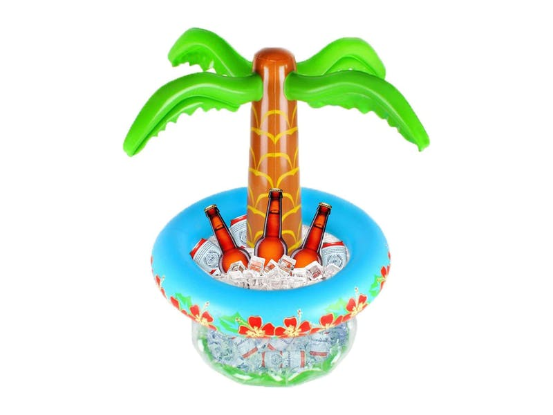 Inflatable Palm Tree Coolers