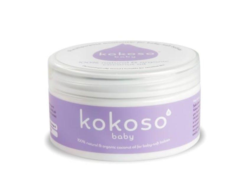 6. Baby Coconut Oil, £7.99