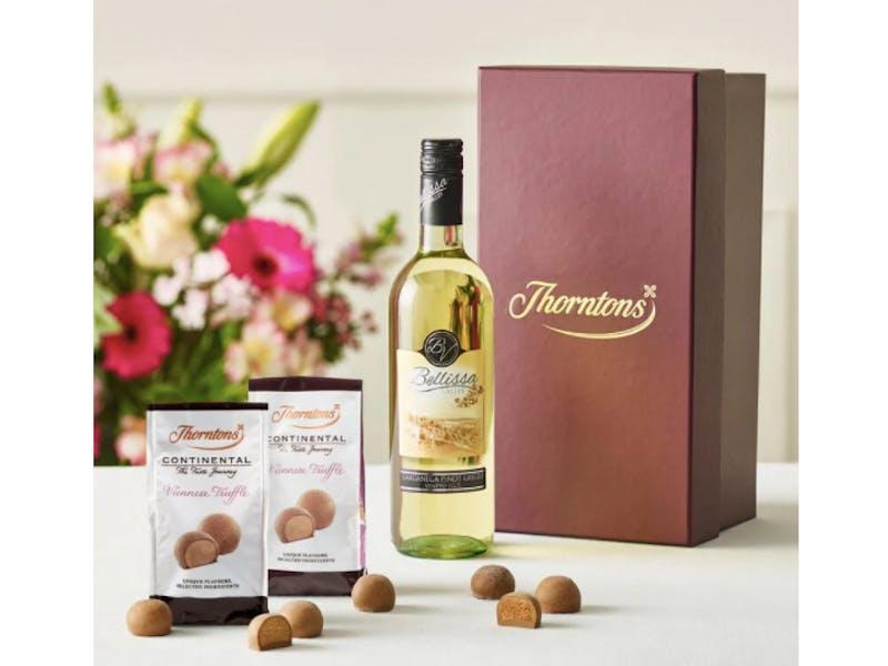 Wine and Chocolate Hamper