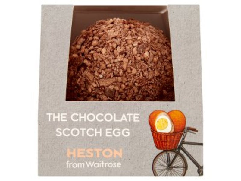 4. The Chocolate Scotch Egg, £4.80