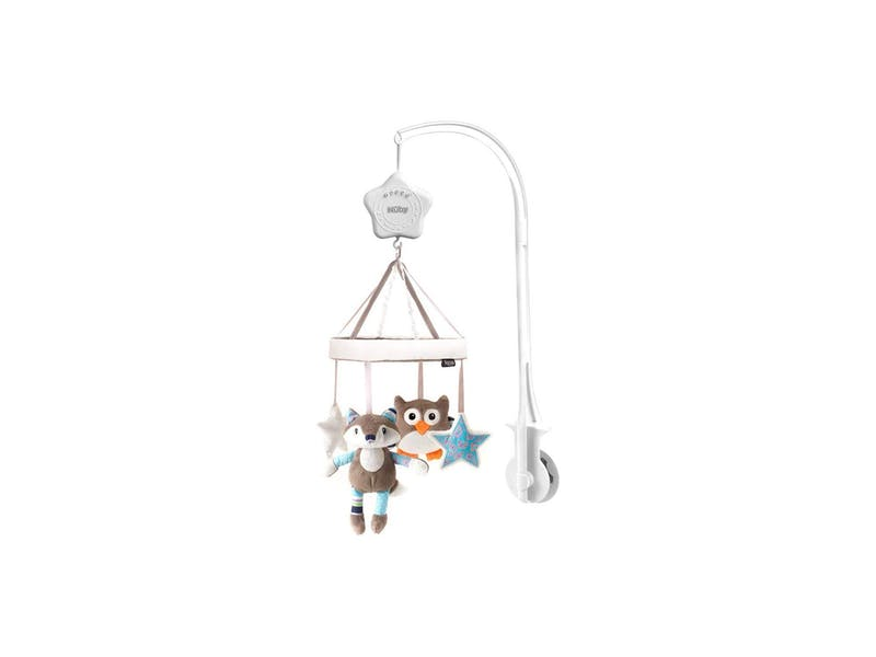 _Nuby Little Fox Musical Cot Mobile