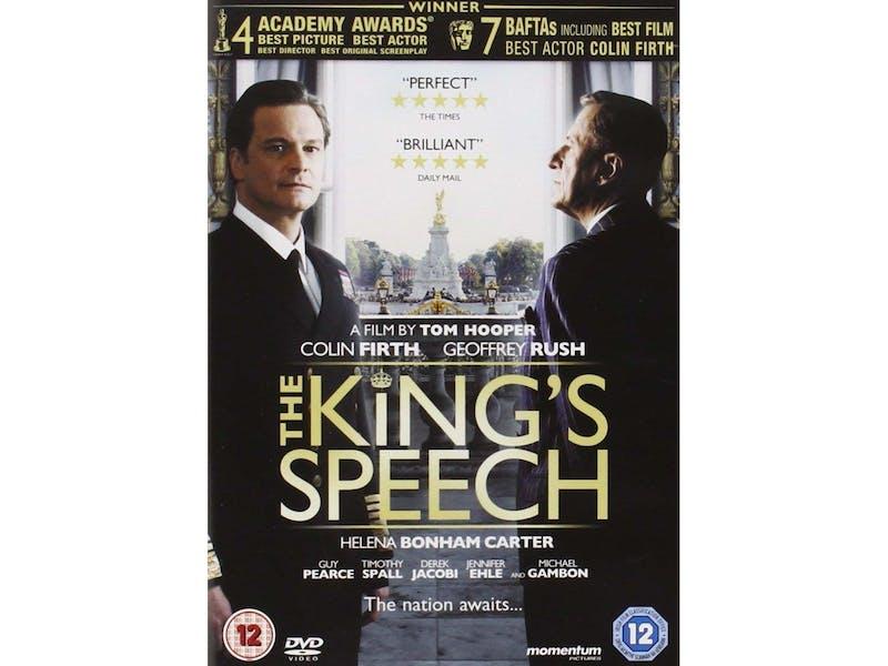 18. The King's Speech