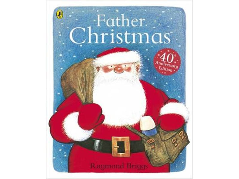 5. Father Christmas by Raymond Briggs