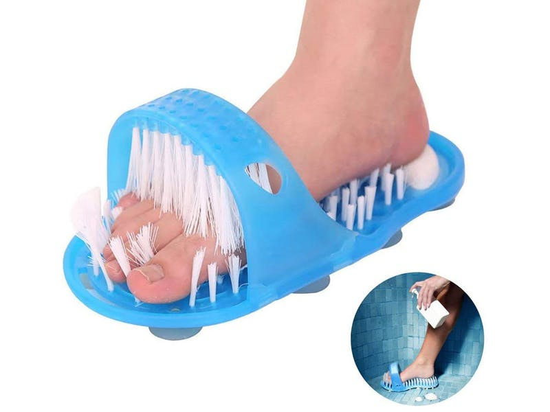 Bathroom Shower Foot Scrubber