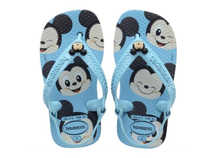 Havaianas Unisex Kid's Disney Classics Flip-Flop