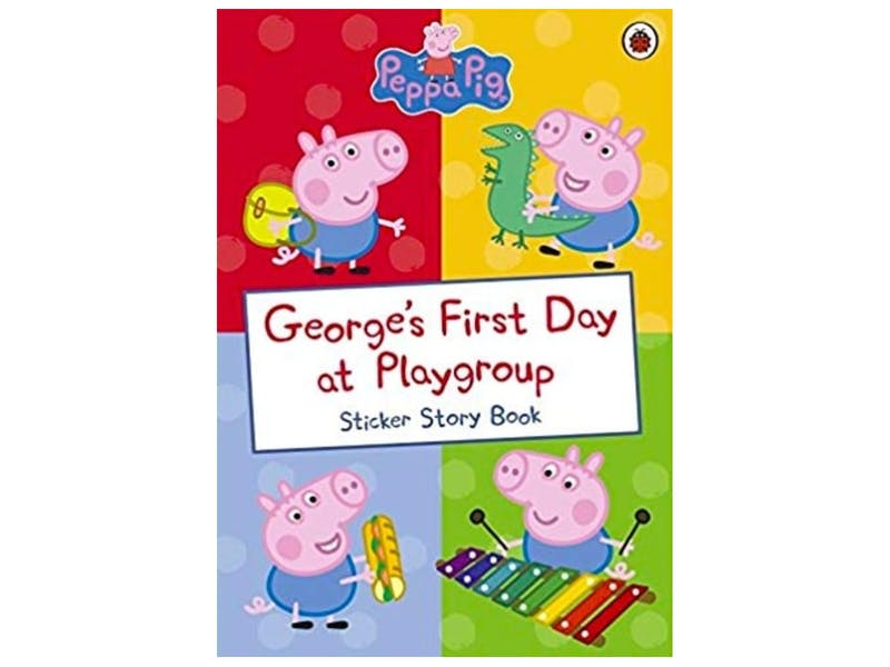 5. George's First Day at Playgroup