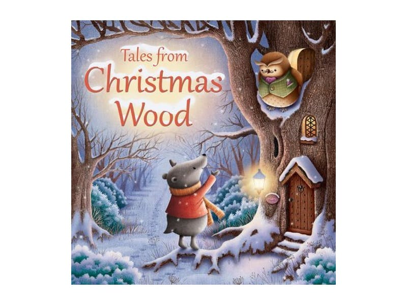 21. Tales from Christmas Wood by Suzy Senior and James Newman Gray, £1.94
