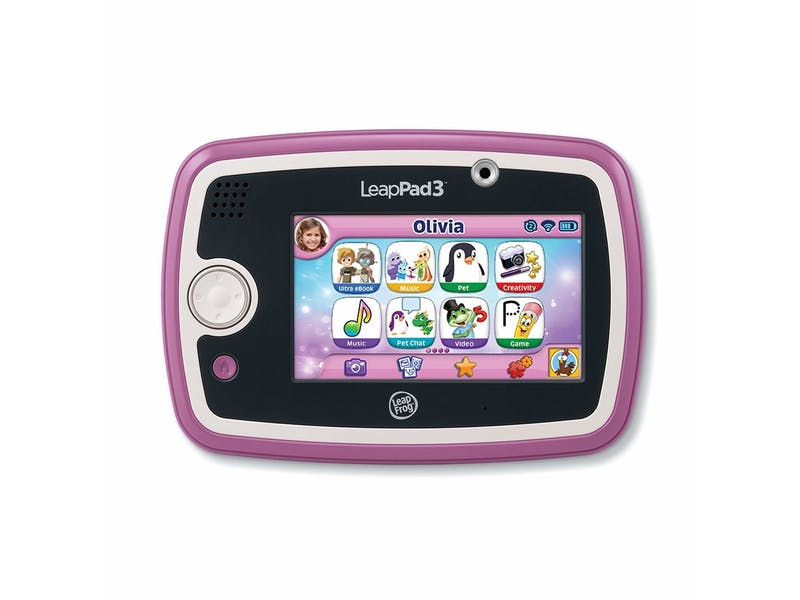 9. LeapPad Learning Tablet