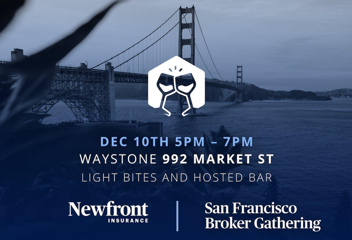 Event SF Regional Broker Gathering