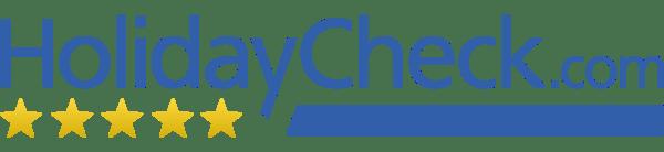 HolidayCheck hilft Millionen von Reisenden beim Buchen ihrer Traumreise – und New Relic hilft mit Logo