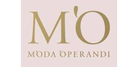 Moda Operandi Enjoys the Luxury of Deep Data Logo