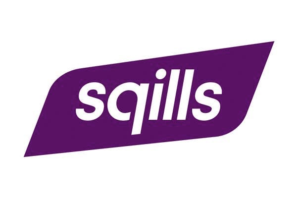 Sqills Uses AWS and New Relic to Achieve Rapid Growth and Stellar Performance  Logo