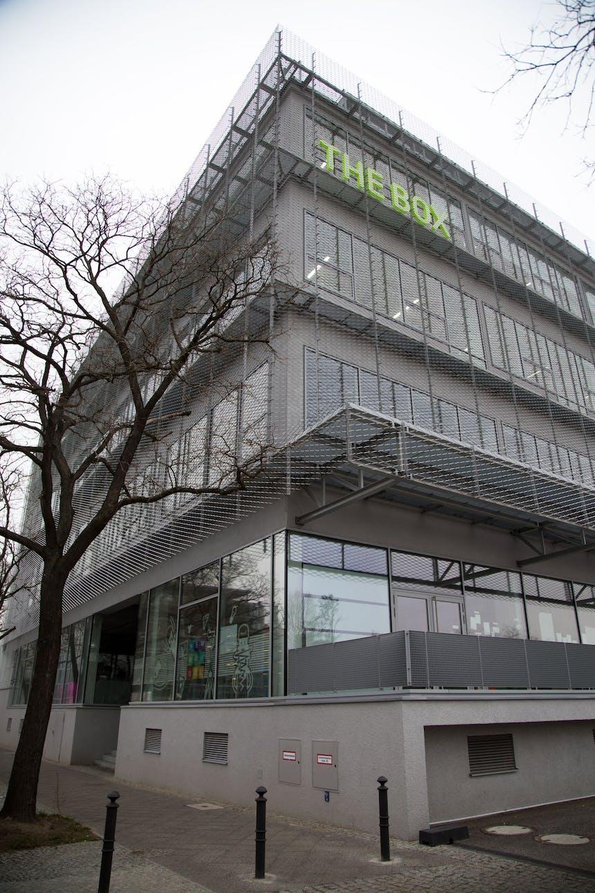 NewSchool Gebäude