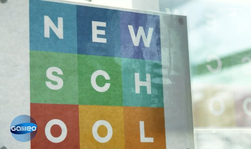 NewSchool Logo Galileo