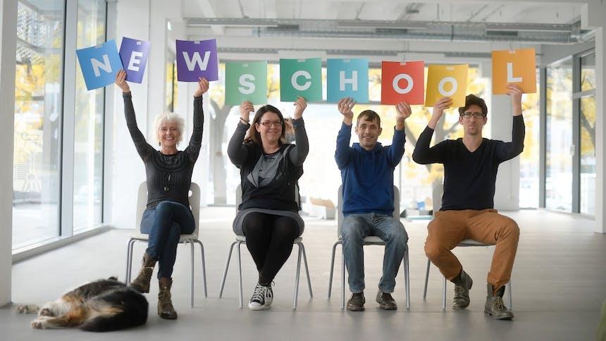 NewSchool Eröffnung