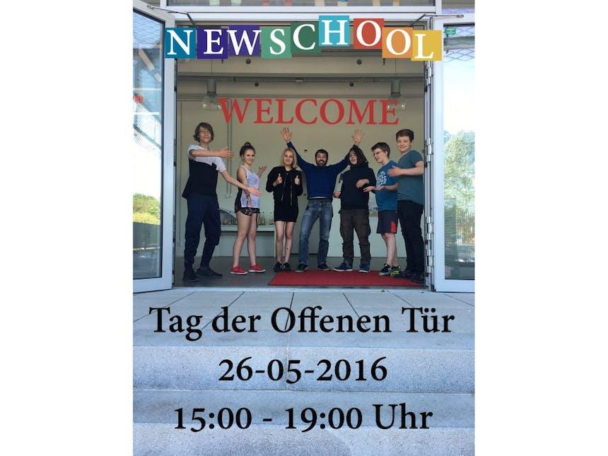 Poster Tag der offenen Tür