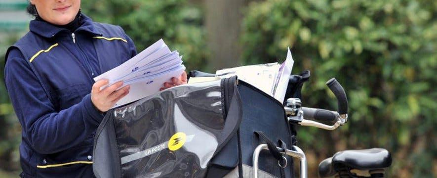 Suivi de courrier La Poste
