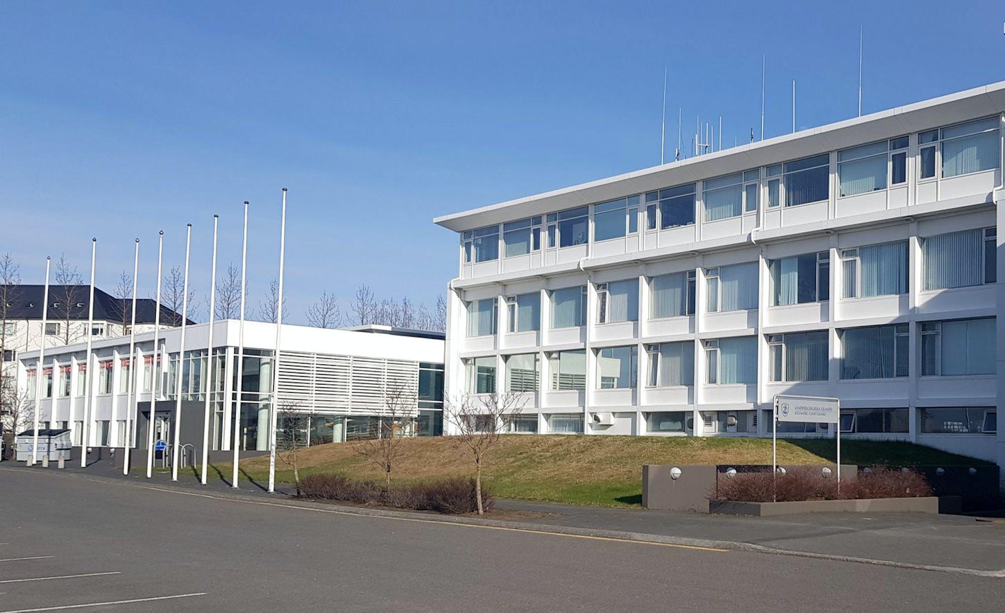 Húsnæði Neyðarlínunnar í Skógarhlíð