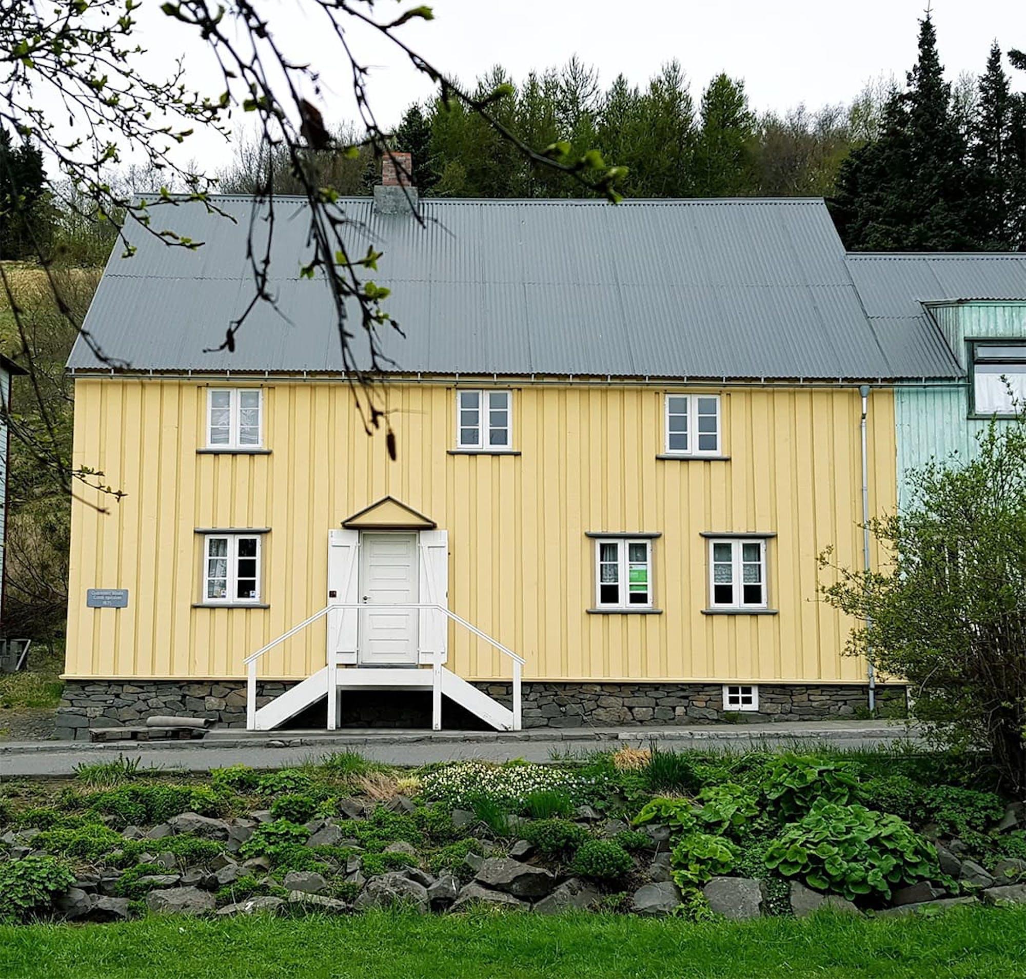 Hús Aflins á Akureyri