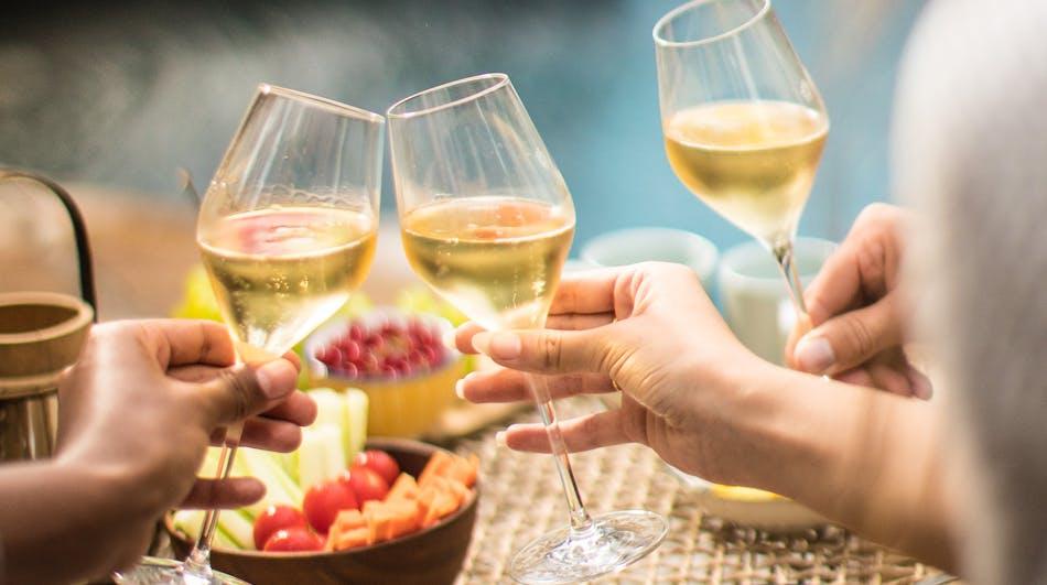 Dans quel verre boire le champagne?